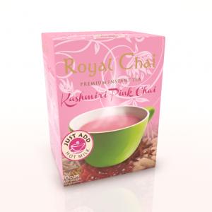 Royal Chai Pink